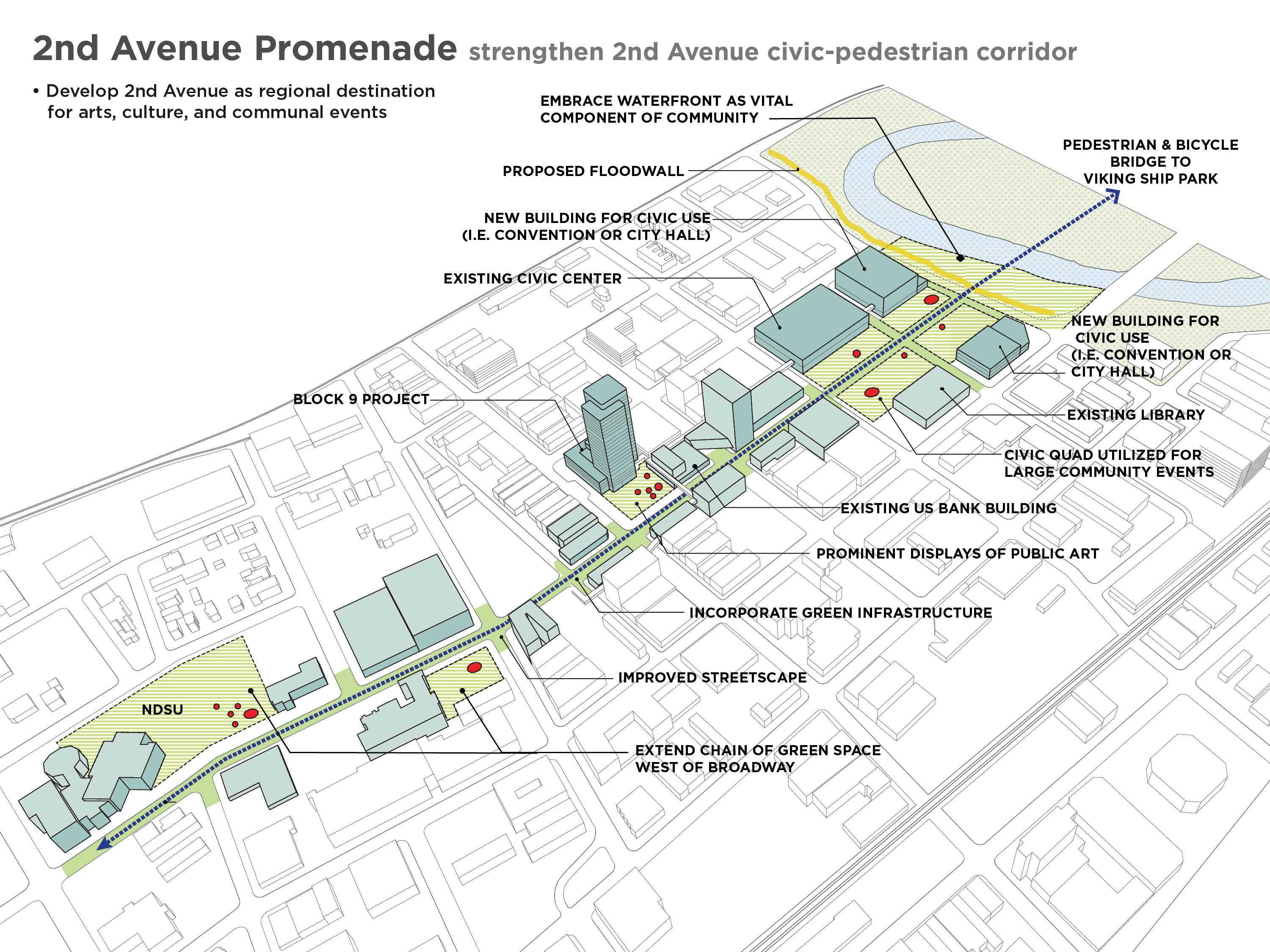2nd ave flyover map