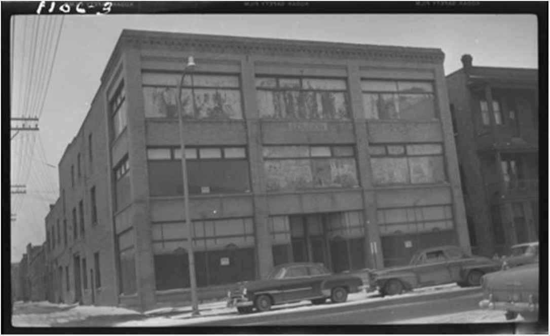 The Rubber Stamp Operation Fargo Works One Of Fargos Oldest Businesses Moved Their Production To Loudon Building In 1966 After A Fire