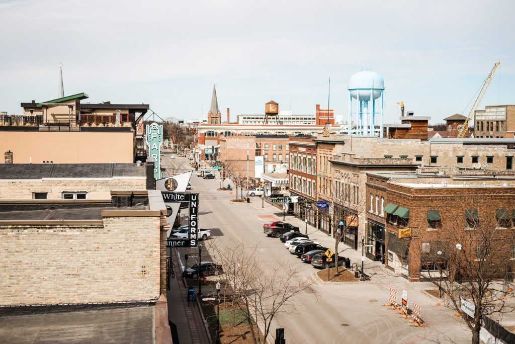 Downtown Fargo Small Business